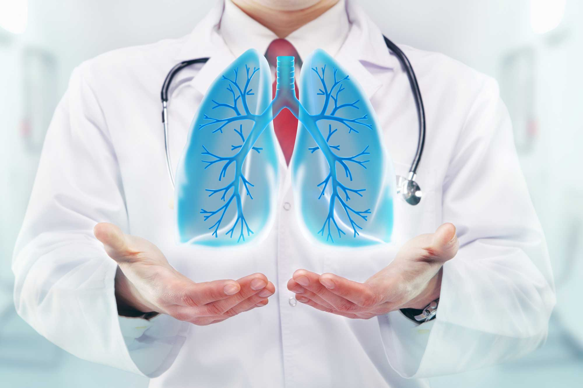 Pulmonology treatment