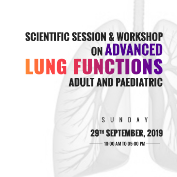 Advanced Lung Functions, session and workshop