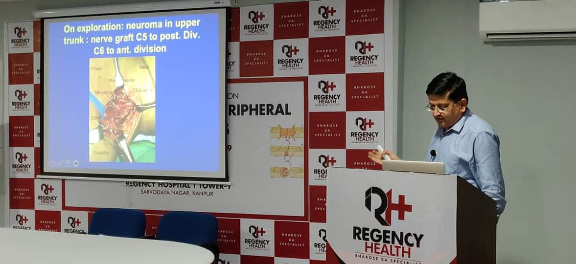 Informative session by Doctor in Tower 1 Regency Health