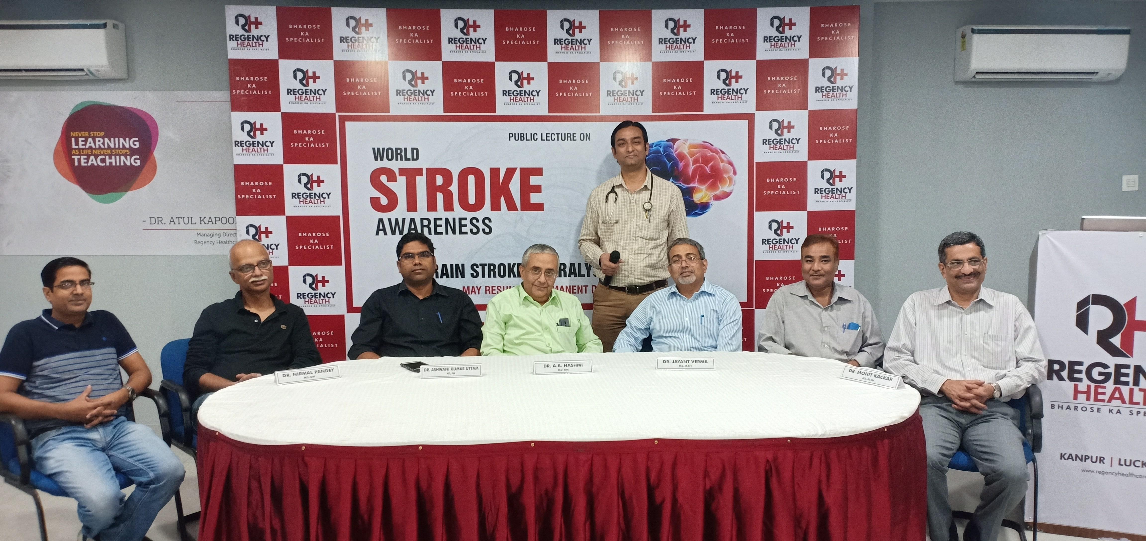 Stroke Awareness program 2019