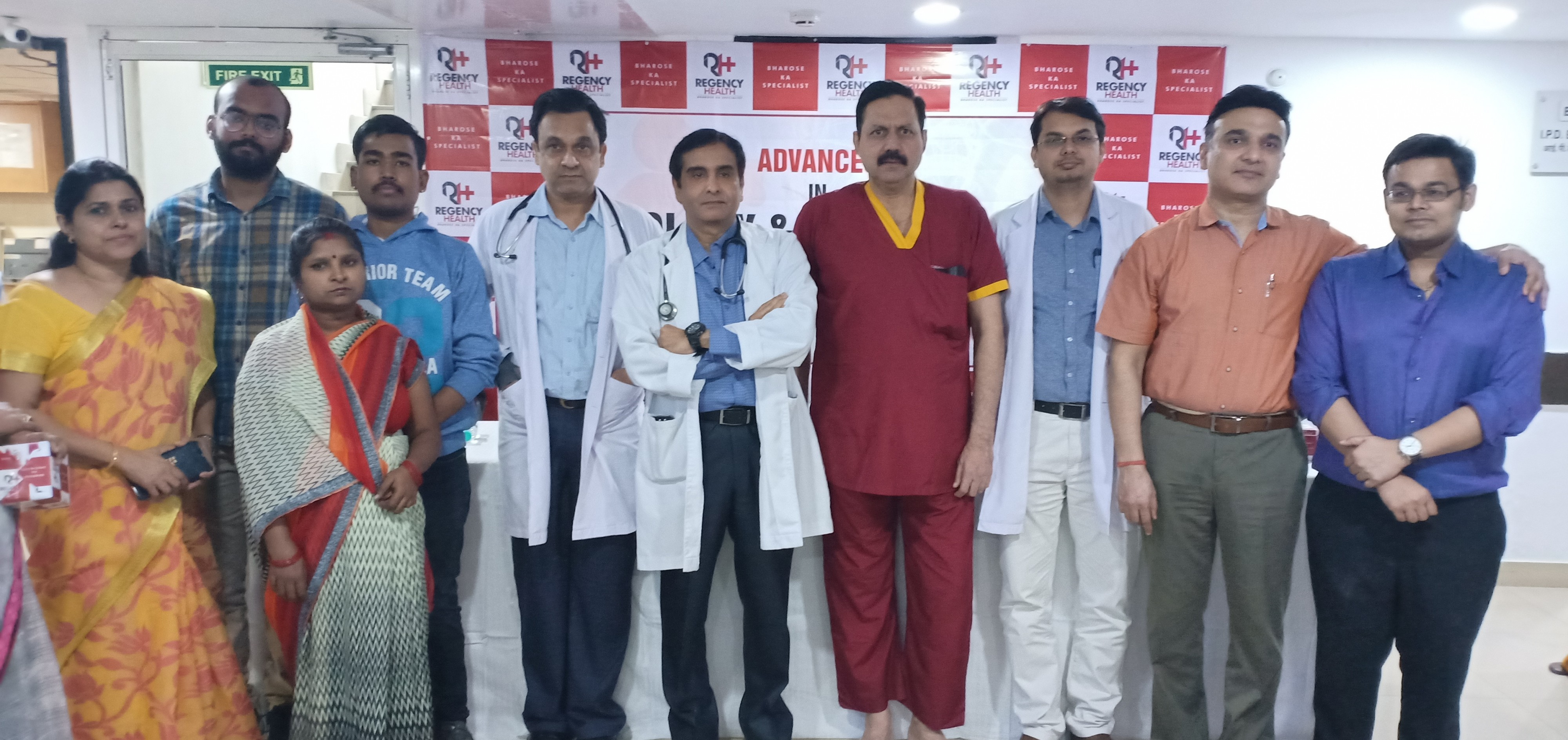 Team Regency Health