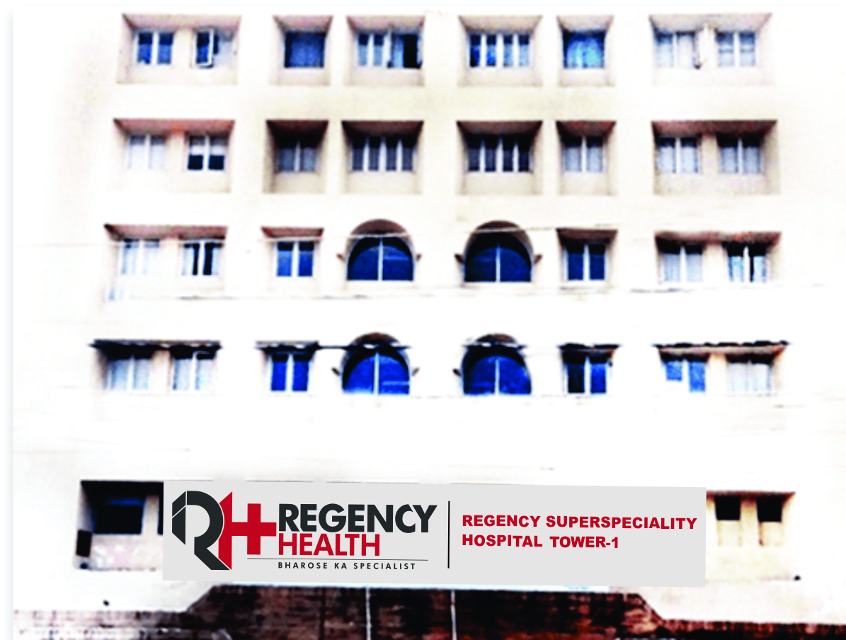 Regency Superspeciality Hospital Tower -1