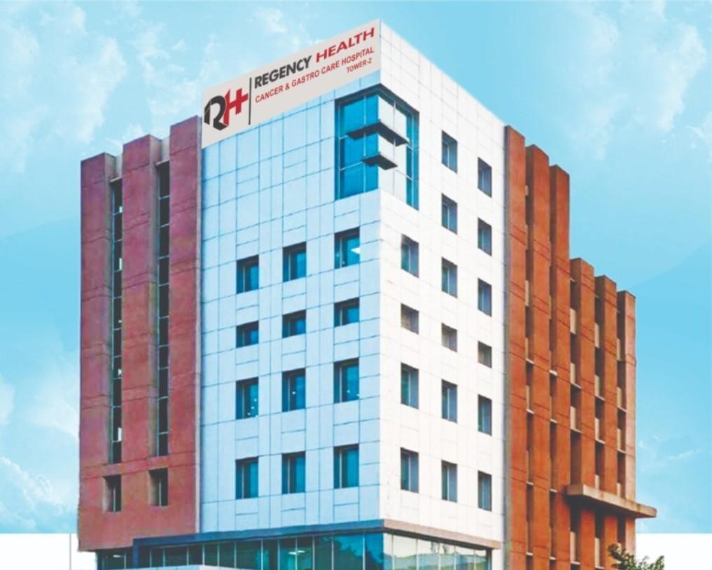 Regency Health tower-2 building