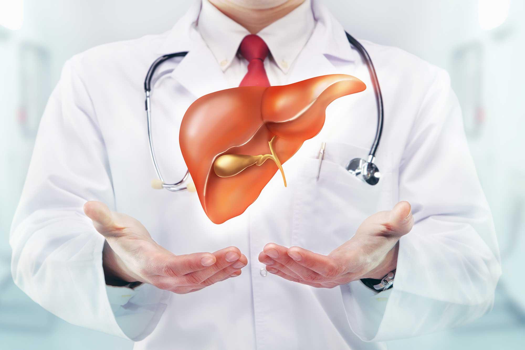 liver diagnostics and health